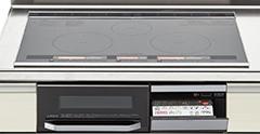 オール電化に使用する電気機器調理  IH調理器