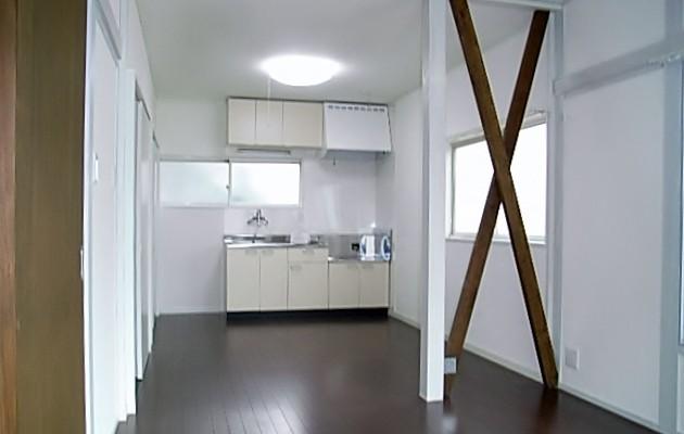 築20年のアパート改修 Re-スタイル