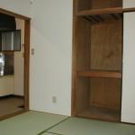 押入れ付の和室が、洋室へと・・・<br /> イメージチェンジ!