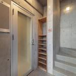 各階の入り口