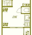 トイレ・バスを移動し広い空間をつくり<br /> 6帖和室を14.5帖のLDKへ・・・